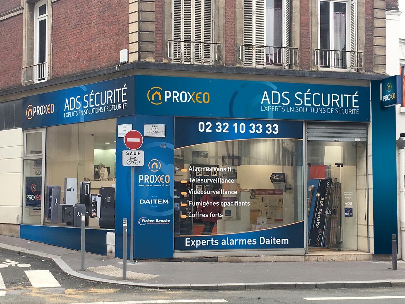 ADS boutique Rouen