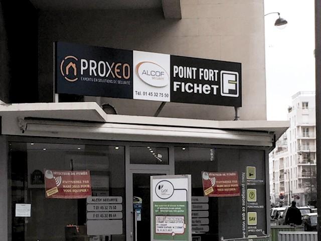 Alcof Paris 15ème