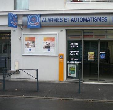 Boutique Alarme Conseil Solution dept 57