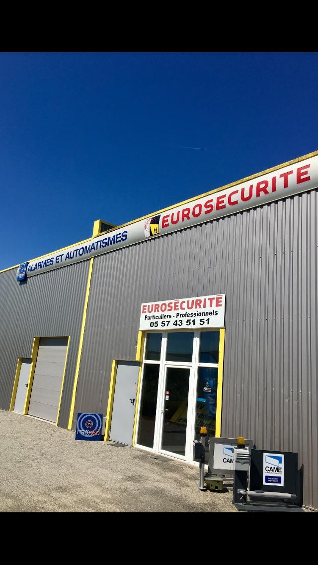 Boutique Eurosecurite Saint André de Cubzac