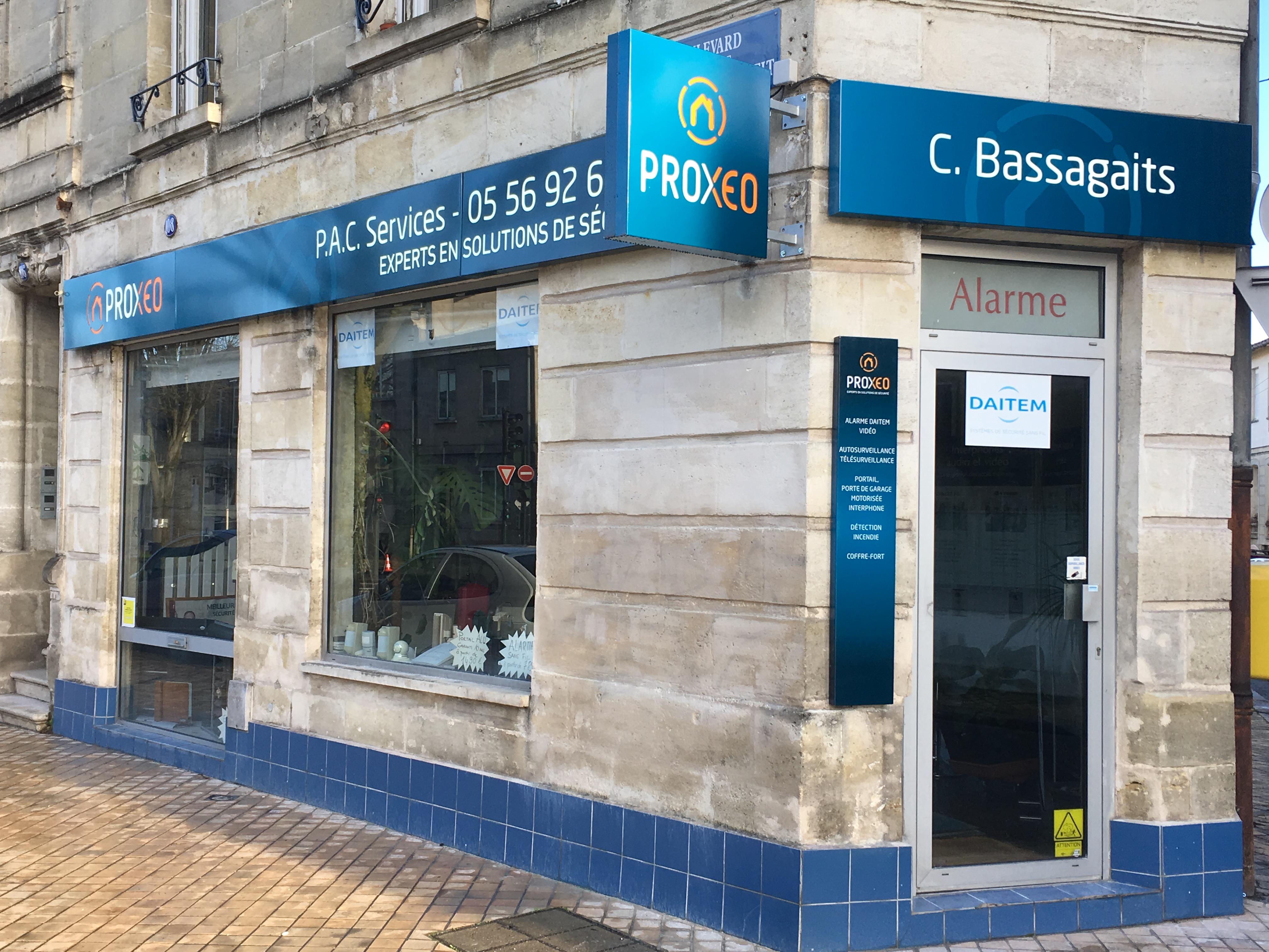 Boutique Pac Services