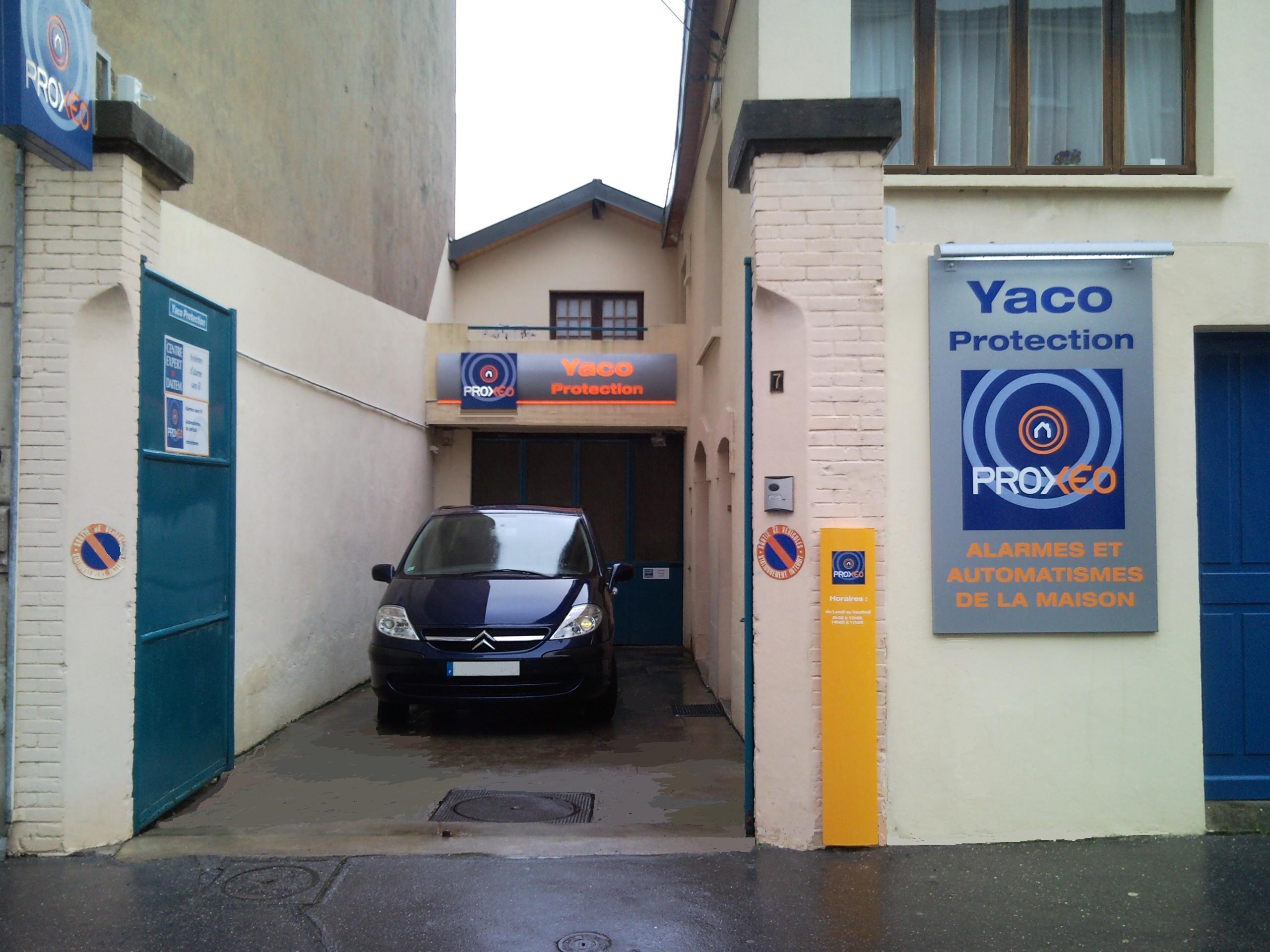 Yaco Protection 54