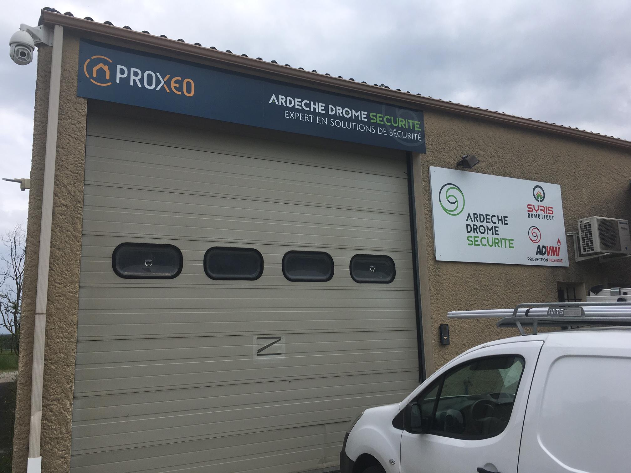 Installateur Alarme Ardèche Drome Sécurité à Saint Péray dépt 07