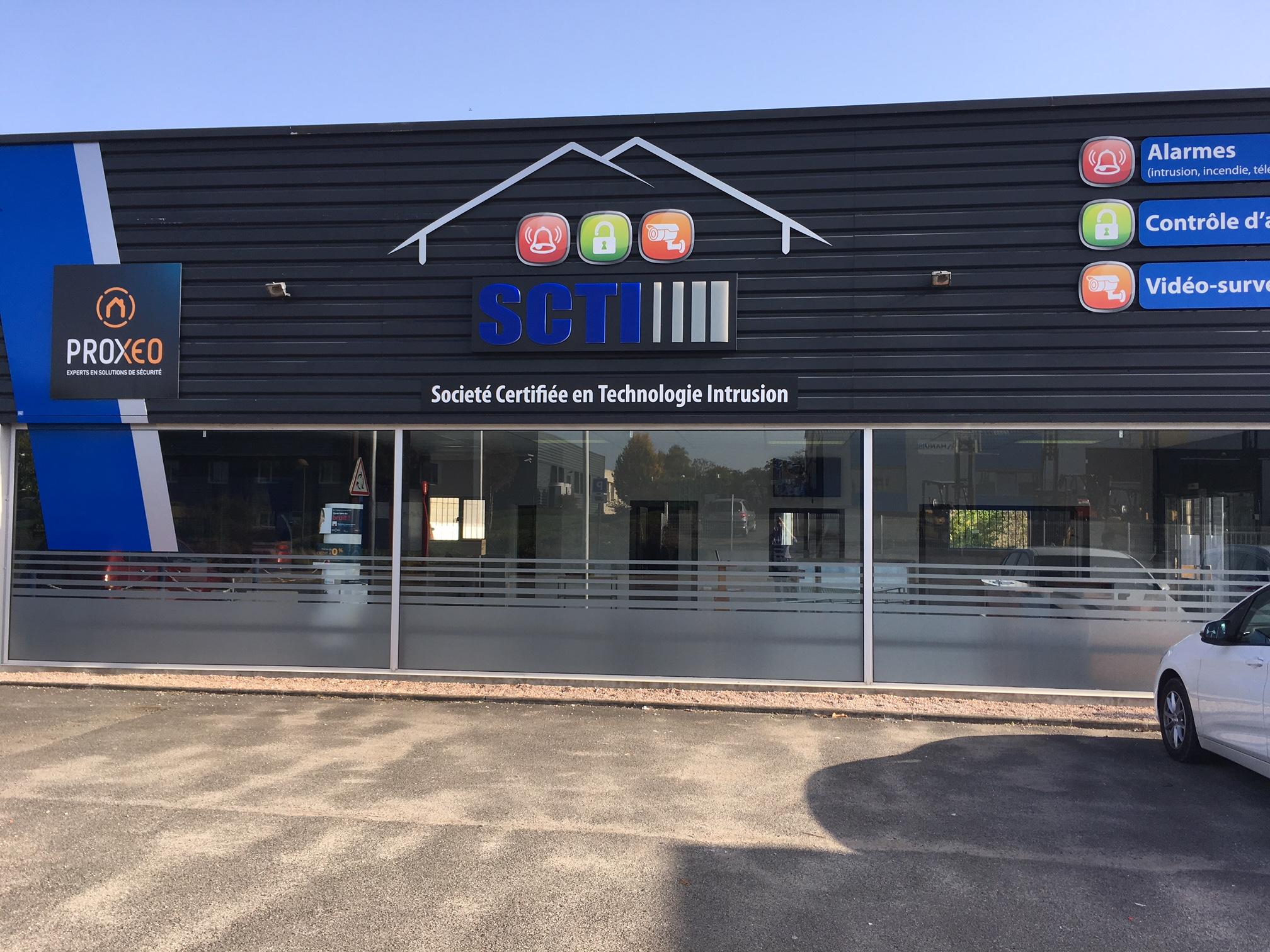 Boutique SCTI dept 18