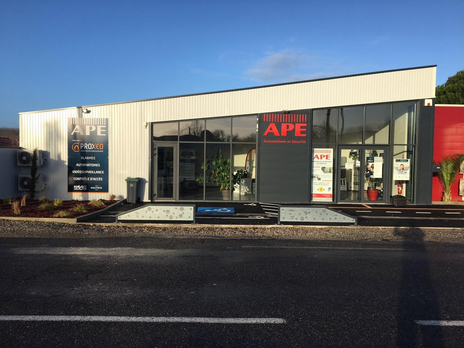 APE boutique Saint Jean du Falga Dept 09