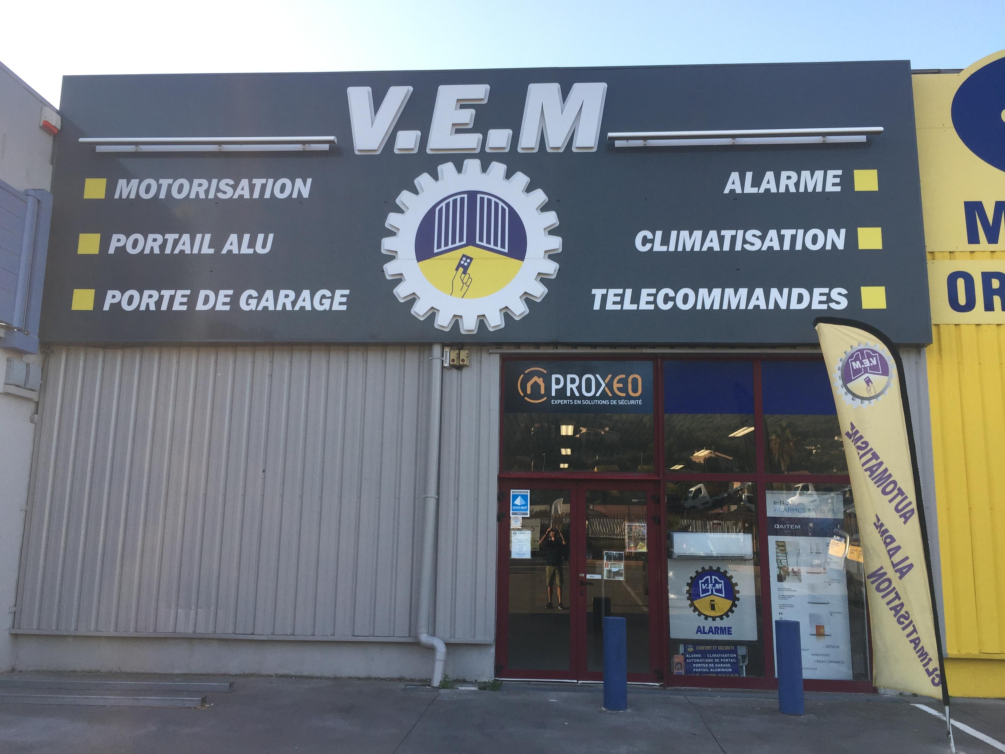 Boutique VEM dépt 83 La Garde